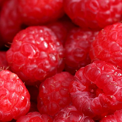IQF raspberry - whole fruits rolend, whole and broken, crumble